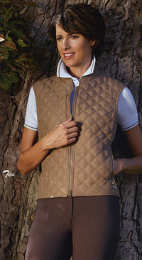Pikeur Tiga Vest Ladies Jackets Stocktake Sale Hannoverian riding wear