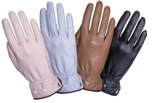 Roeckl Suprema Gloves with crystals